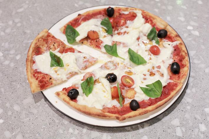 PizzaExpress Lava Pizza