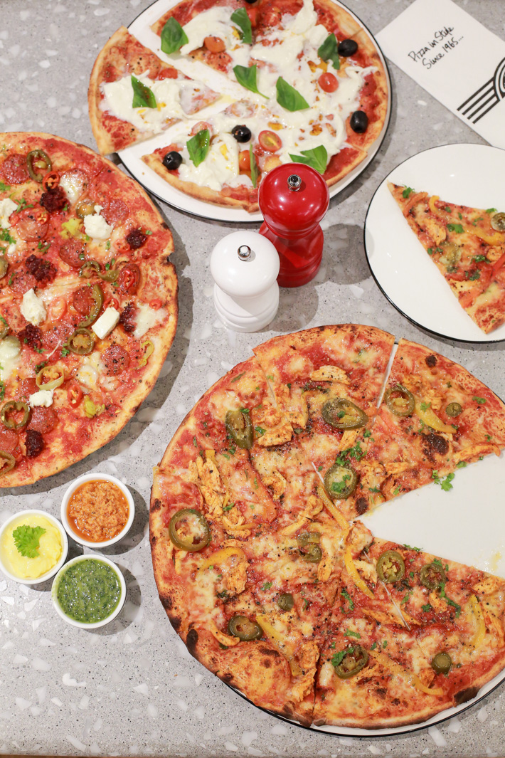 PizzaExpress Romana Pizza