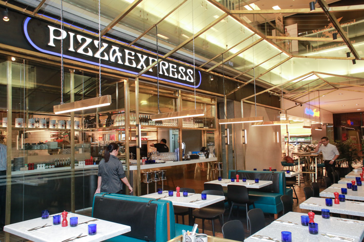 PizzaExpress Scotts Square