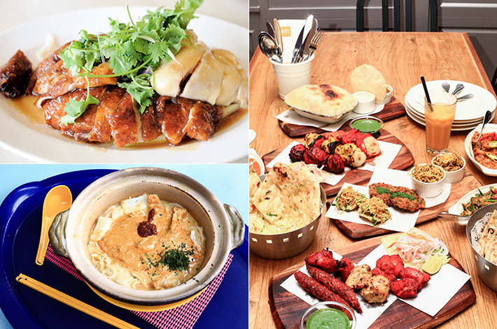 Singapore Michelin Bib Gourmand