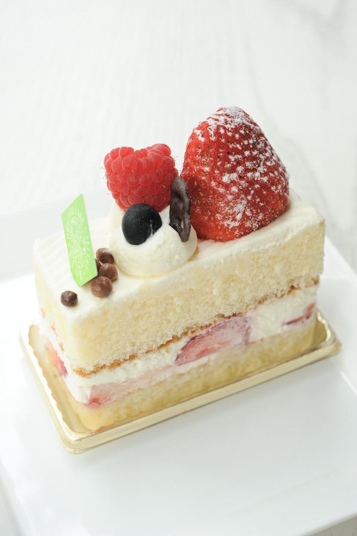 Strawberry Shortcake Flor Patisserie