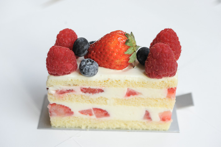 Strawberry Shortcake mezza9