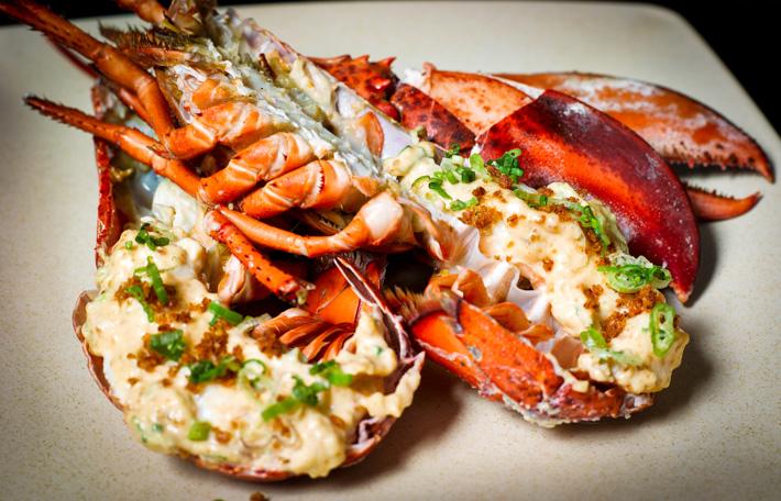 Tatsu Teppanyaki Lobster