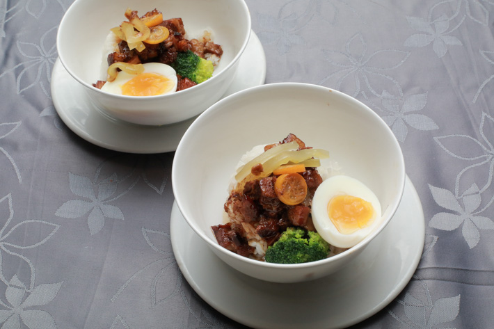 TungLok Braised Pork Rice