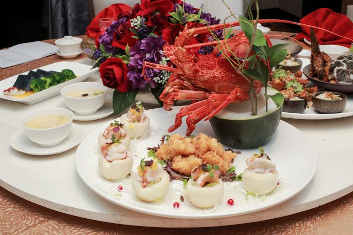 TungLok Signatures Lobsters