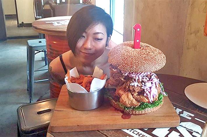 the beast burger sg