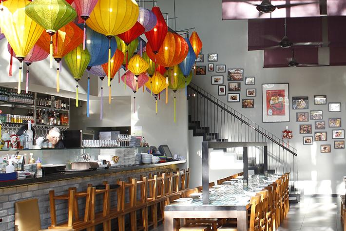 Blue Lotus Quayside Isle Sentosa Restaurant