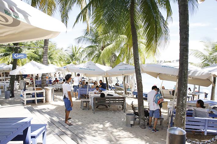 Coastes Restaurant Sentosa