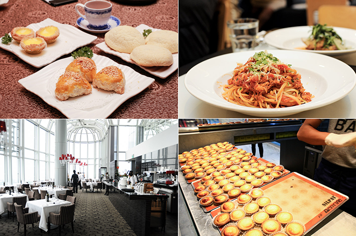 ION Orchard Food Directory