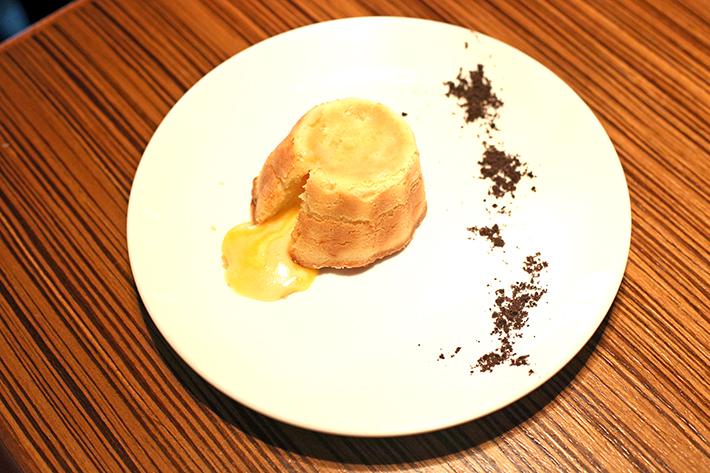 Kasa Molten Custard Cake