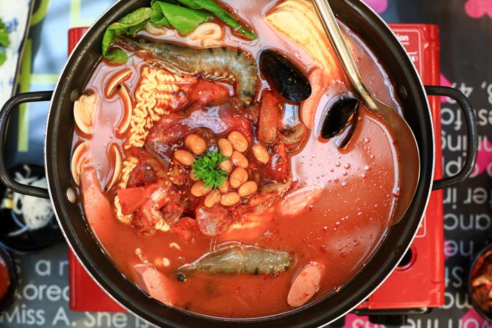 Seoul Yummy Budae Jjigae
