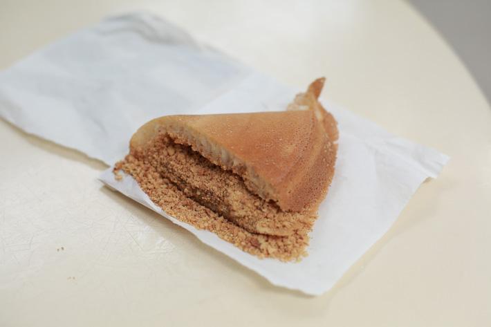 Serangoon Garden Market Peanut Pancake