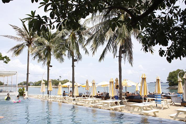 Tanjong Pagar Beach Club Restaurant