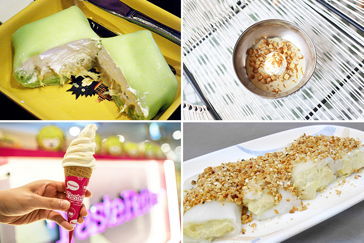durian desserts singapore