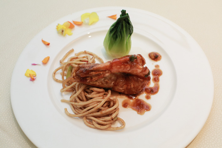 fish noodle
