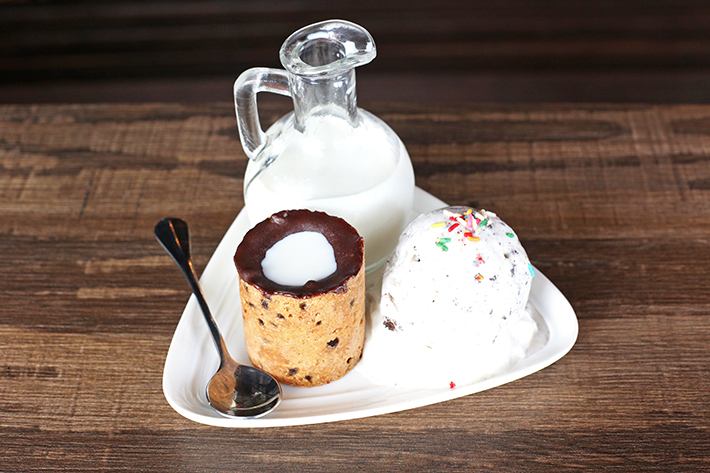 ice box cafe cookie cup