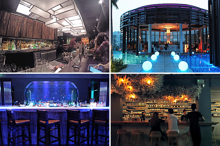 speakeasies singapore