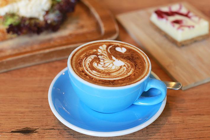Cappuccino Envy Coffee