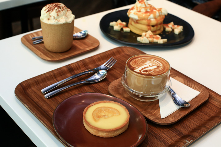 D'ark Cafe Bangkok