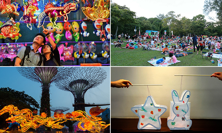 Events For Mid Autumn In Singapore
