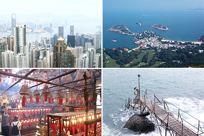 Free Things To Do in HK