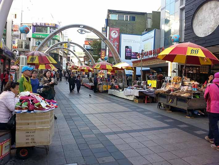 Gukje Market Busan