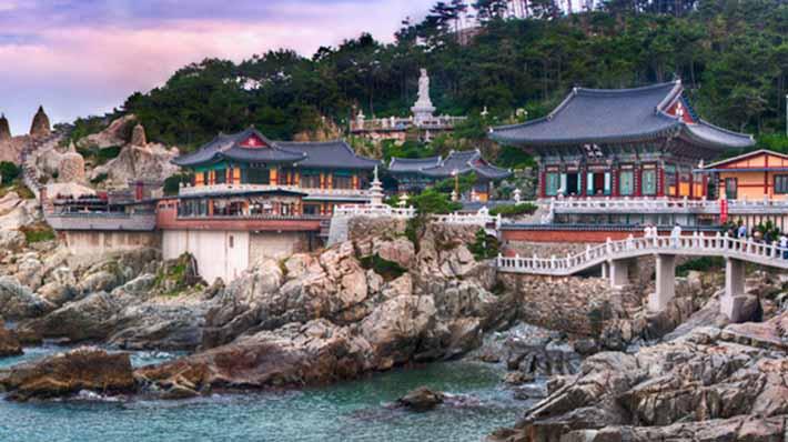 Haedong Yonggungsa Busan