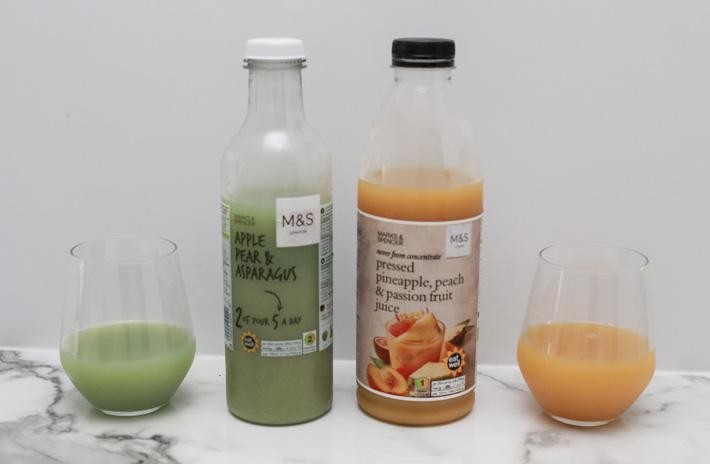 Marks & Spencer Fruit Juice