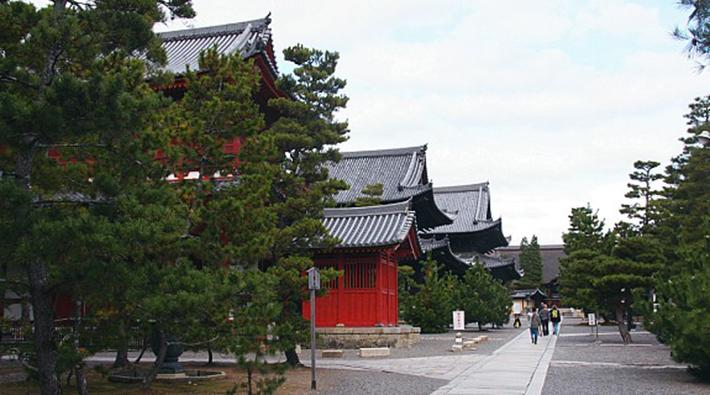 Myoshinji Temple Kyoto