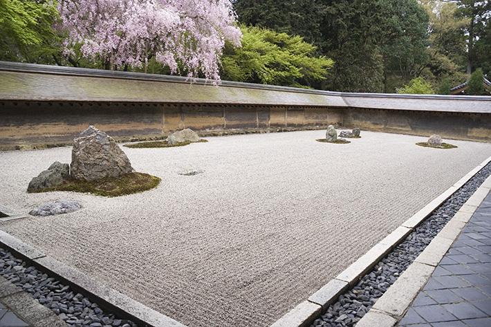 Ryoan Ji Temple
