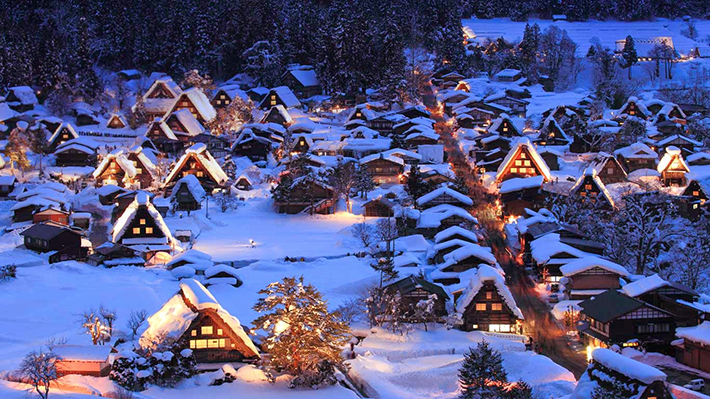 8 Stunning Snowy Destinations In Asia To Experience Winter Wonderland