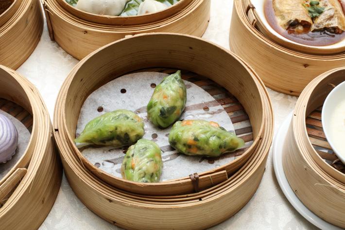 Si Chuan Dou Hua Vegetarian Dumpling