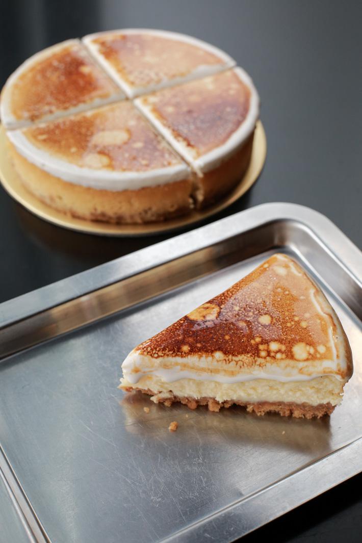 Sinpopo Marshmallow Cheesecake