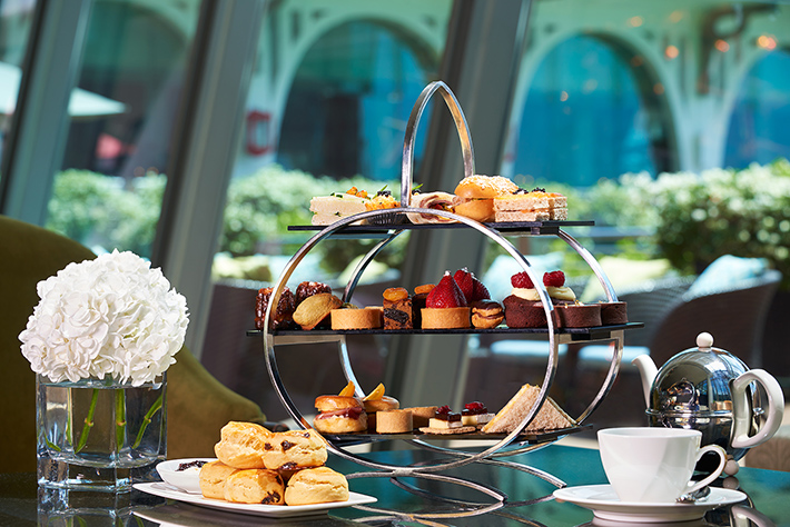 The Landing Point - Afternoon Tea