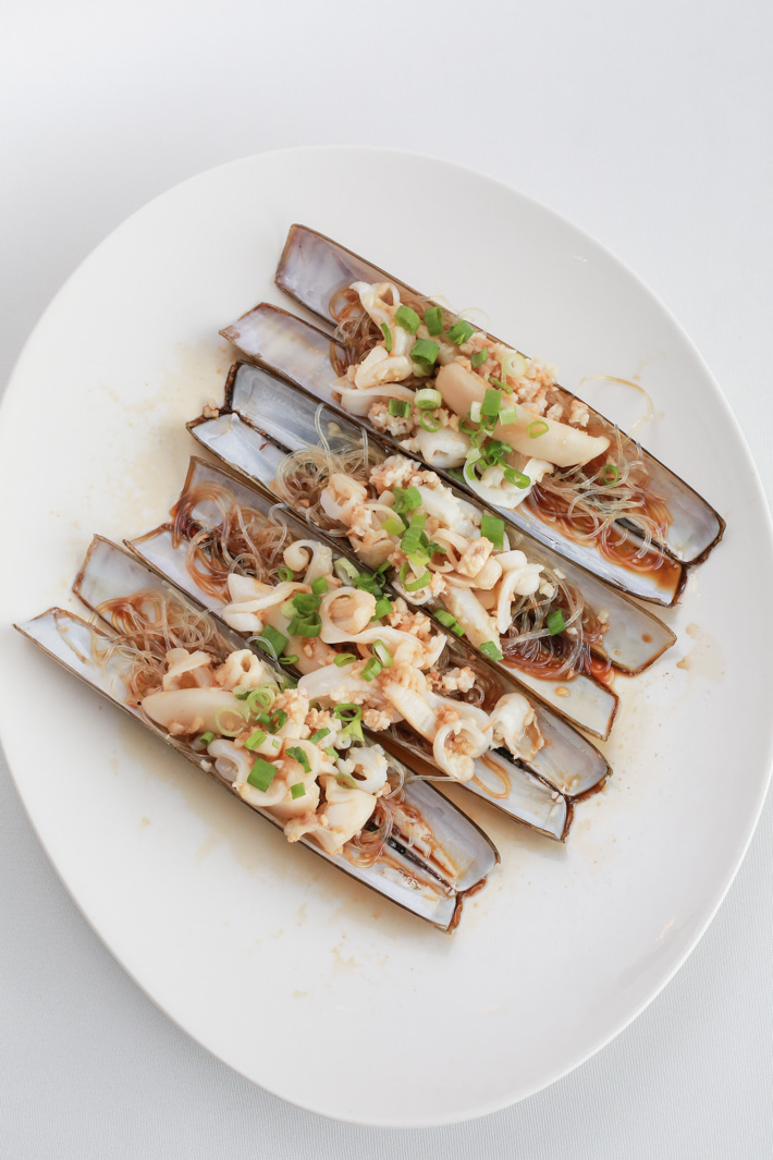 TungLok Seafood Razor Clams