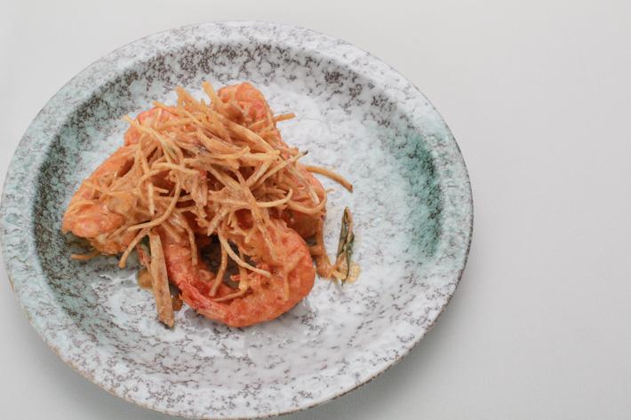 TungLok Seafood Salted Egg Yolk Prawns