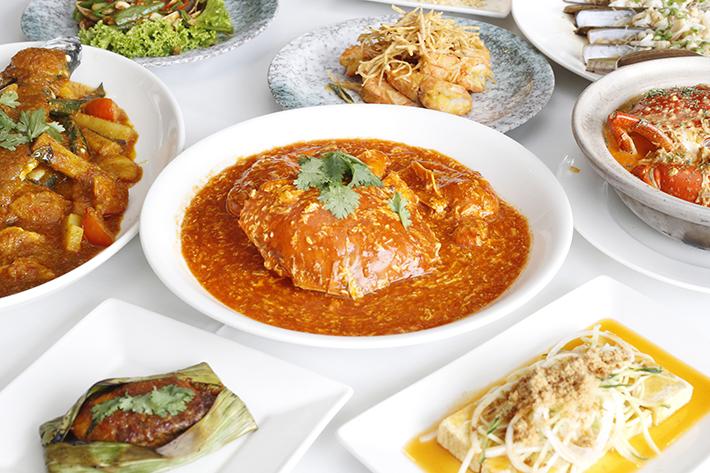 Tunglok Seafood Dishes