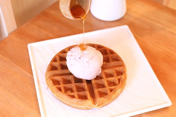 geometry belgian waffle