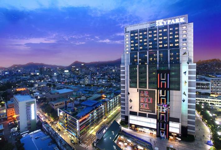 hotel skypark kingstown