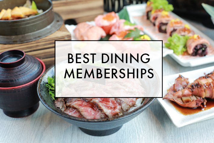 Best Dining Memberships