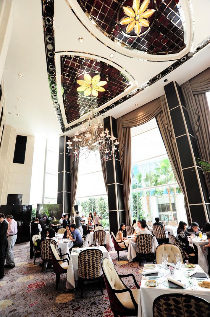 Brasserie Les Saveurs Singapore