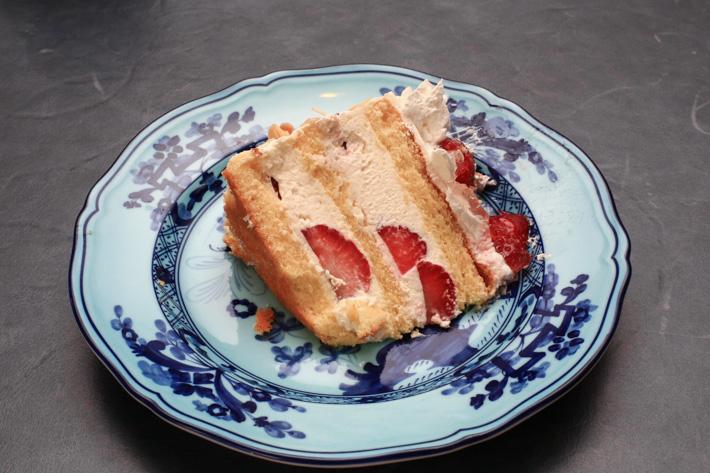 Colony Strawberry Shortcake
