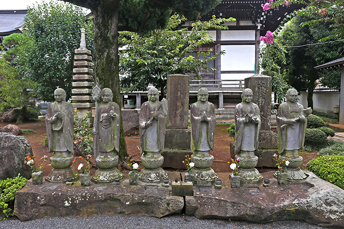 Enpukiji Temple Tokyo