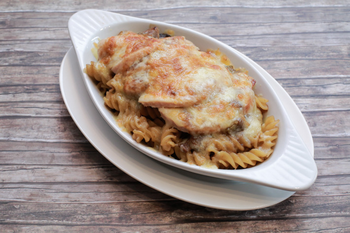 Chick Can Baked Pasta