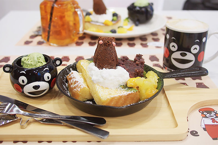 Kumamon Cafe
