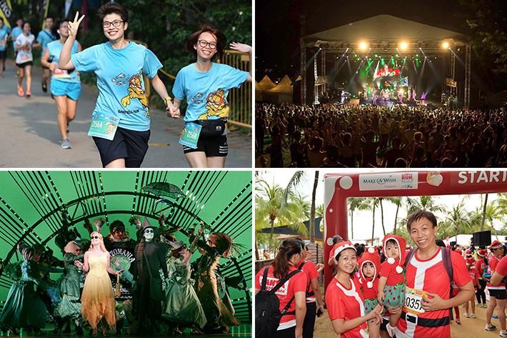 November 2016 Events singapore