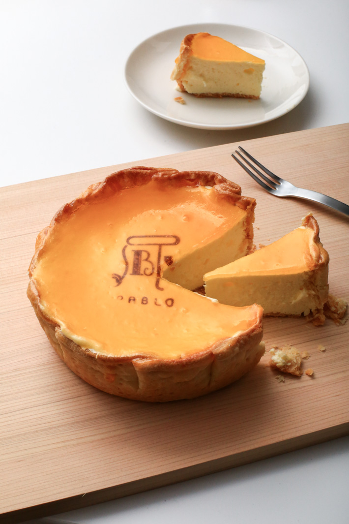Pablo Bake Cheese Tart