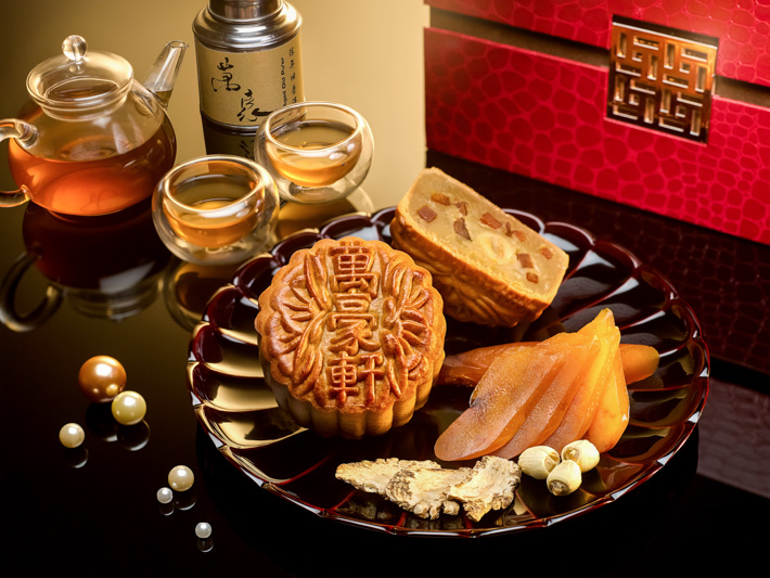 Singapore Marriott Tang Plaza Hotel Mooncake