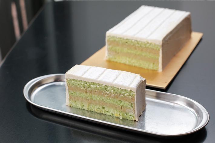 Sinpopo Durian Pengat Cake