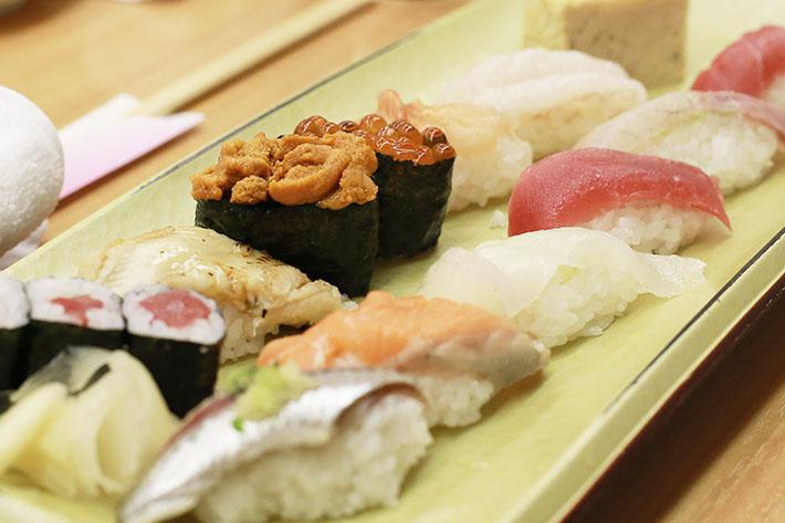 Sushi Zanmai Uni
